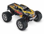 Black T-Maxx Classic: 1/10-Scale Nitro-Powered 4WD Maxx Monster Truck with TQ 2.4GHz radio system
