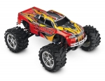 Red T-Maxx Classic: 1/10-Scale Nitro-Powered 4WD Maxx Monster Truck with TQ 2.4GHz radio system