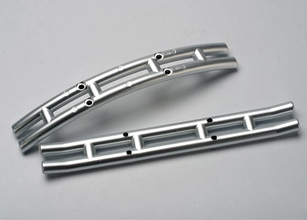 Traxxas 4935 Bumpers ,  satin finished (f&r)