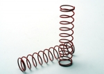 4957 Springs, red (for Ultra Shocks only) (2.5 rate) (f/r) (2)