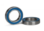 5106 Ball bearing, blue rubber sealed (15x24x5mm) (2)