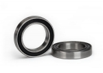 5106A Ball bearing, black rubber sealed (15x24x5mm) (2)