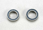 5114 Ball bearings, blue rubber sealed (5x8x2.5mm) (2)