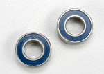 5117 Ball bearings, blue rubber sealed (6x12x4mm) (2)