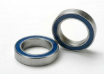 5120 Ball bearings, blue rubber sealed (12x18x4mm) (2)