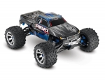 Blue Revo 3.3:  1/10 Scale 4WD Nitro-Powered Monster Truck (with Telemetry Sensors) with TQi 2.4GHz Radio System & Traxxas Link Wireless Module