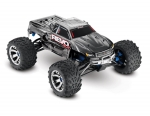 Silver Revo 3.3:  1/10 Scale 4WD Nitro-Powered Monster Truck (with Telemetry Sensors) with TQi 2.4GHz Radio System & Traxxas Link Wireless Module