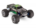 Green Revo® 3.3:  1/10 Scale 4WD Nitro-Powered Monster Truck (with Telemetry Sensors) with TQi 2.4GHz Radio System, Traxxas Link™ Wireless Module, and Traxxas Stability Management (TSM)®