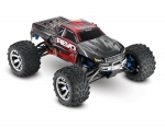 Red Revo® 3.3:  1/10 Scale 4WD Nitro-Powered Monster Truck (with Telemetry Sensors) with TQi 2.4GHz Radio System, Traxxas Link™ Wireless Module, and Traxxas Stability Management (TSM)®