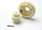 5385 Gear set, 2-speed standard ratio (2nd speed gear 39T, 13T-17T input gears, hardware)