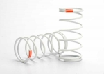 5428 Spring, shock (white) (GTR) (front) (0.9 rate orange) (1 pair)