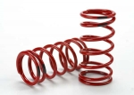 5441 Spring, shock (red) (GTR) (4.4 rate black) (1 pair)