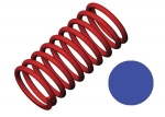 5444 Spring, shock (red) (GTR) (5.9 rate blue) (std. rear 120mm) (1 pair)