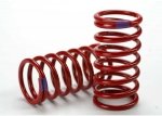 5445 Spring, shock (red) (GTR) (6.4 rate purple) (1 pair)