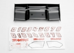 5446 Wing, Revo® (black)/ decal sheet