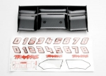 5446G Wing, Revo (Exo-Carbon finish)/ decal sheet