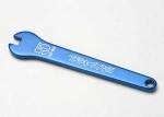 5477 Flat wrench, 5mm (blue-anodized aluminum)