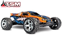 55077-3 Jato® 3.3:  1/10 Scale 2-Speed Nitro-Powered 2WD Stadium Truck with TQi 2.4GHz Radio System, Traxxas Link™ Wireless Module, and Traxxas Stability Management (TSM)®