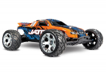 Orange/Blue Jato® 3.3:  1/10 Scale 2-Speed Nitro-Powered 2WD Stadium Truck with TQi 2.4GHz Radio System, Traxxas Link™ Wireless Module, and Traxxas Stability Management (TSM)