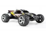 Yellow Jato® 3.3:  1/10 Scale 2-Speed Nitro-Powered 2WD Stadium Truck with TQi 2.4GHz Radio System, Traxxas Link™ Wireless Module, and Traxxas Stability Management (TSM)