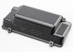 5515G Battery Box Cover, bumper (rear), Exo-Carbon finish (Jato®)