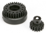 5585 Gear set, two-speed (2nd speed gear, 29T/ input gear, 17T steel)