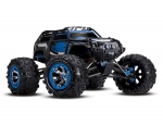 Blue Summit:  1/10 Scale 4WD Electric Extreme Terrain Monster Truck with TQi Traxxas Link Enabled 2.4GHz Radio System