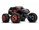 Red  Summit:  1/10 Scale 4WD Electric Extreme Terrain Monster Truck with TQi Traxxas Link Enabled 2.4GHz Radio System