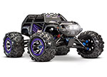 PURPLE Summit:  1/10 Scale 4WD Electric Extreme Terrain Monster Truck with TQi Traxxas Link™ Enabled 2.4GHz Radio System