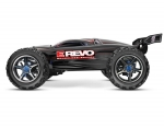 Black E-Revo Brushless:  1/10 Scale 4WD Brushless Electric Racing Monster Truck with TQi 2.4GHz Traxxas Link Enabled Radio System and Traxxas Stability Management (TSM)