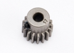 5643 Gear, 17-T pinion (0.8 metric pitch, compatible with 32-pitch) (fits 5mm shaft)/ set screw
