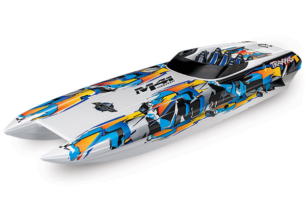 Traxxas M41 | RC Boats | DCB M41 Widebody: Brushless 40 inch