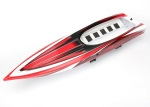 5714X Hull, Spartan, red graphics (fully assembled) *Lifetime Replacement Plan available