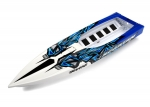 5718 Hull, Spartan, blue graphics (fully assembled)