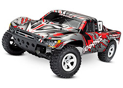 58024 Slash: 1/10-Scale 2WD Short Course Racing Truck with TQ 2.4GHz radio system