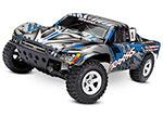 Blue Slash: 1/10-Scale 2WD Short Course Racing Truck with TQ 2.4GHz radio system