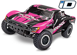 58034-1 Slash: 1/10-Scale 2WD Short Course Racing Truck with TQ 2.4GHz radio system