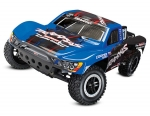 Traxxas Blue Slash: 1/10-Scale 2WD Short Course Racing Truck with TQ 2.4GHz radio system