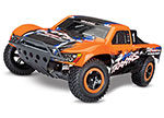 Orange Slash: 1/10-Scale 2WD Short Course Racing Truck with TQ 2.4GHz radio system