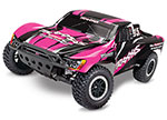 Pink Slash: 1/10-Scale 2WD Short Course Racing Truck with TQ 2.4GHz radio system
