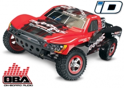 58034-2 Slash: 1/10-Scale 2WD Short Course Racing Truck with TQ 2.4GHz Radio System and On-Board Audio