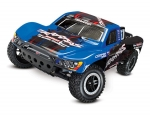 Blue Slash: 1/10-Scale 2WD Short Course Racing Truck with TQ 2.4GHz Radio System and On-Board Audio