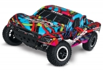 Hawaiian Slash: 1/10-Scale 2WD Short Course Racing Truck with TQ 2.4GHz Radio System and On-Board Audio