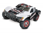 White Slash: 1/10-Scale 2WD Short Course Racing Truck with TQ 2.4GHz Radio System and On-Board Audio