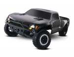 Black Ford Raptor: 1/10-Scale Ford Raptor with TQ 2.4GHz radio system