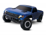 Blue Ford Raptor: 1/10-Scale Ford Raptor with TQ 2.4GHz radio system