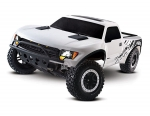White Ford Raptor: 1/10-Scale Ford Raptor with TQ 2.4GHz radio system