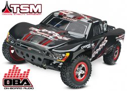 58076-24 Slash VXL:  1/10 Scale 2WD Short Course Racing Truck with TQi Traxxas Link™ Enabled 2.4GHz Radio System, On-Board Audio, & Traxxas Stability Management (TSM)®