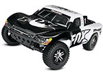 Fox Slash VXL:  1/10 Scale 2WD Short Course Racing Truck with TQi Traxxas Link™ Enabled 2.4GHz Radio System & Traxxas Stability Management (TSM)®