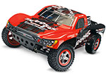 Mark Jenkins Slash VXL:  1/10 Scale 2WD Short Course Racing Truck with TQi Traxxas Link Enabled 2.4GHz Radio System & Traxxas Stability Management (TSM)